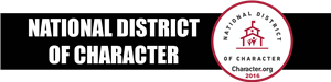 National District of Character