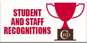 Student and Staff Recognition