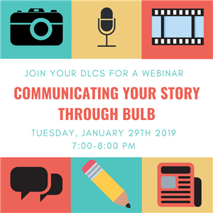 Communication Your Story Through Bulb Webinar