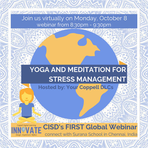 Yoga and Mediation for Stress Management