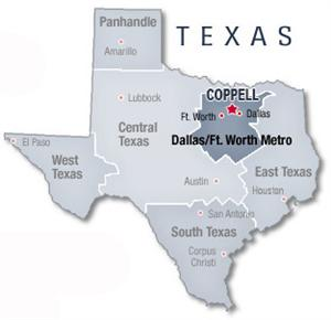 About coppell isd about coppell isd coppell independent school district cisd texas map publicscrutiny Choice Image