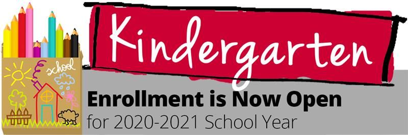 2020-2021 Kindergarten Enrollment