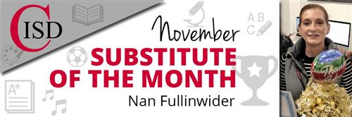 November Sub of the Month