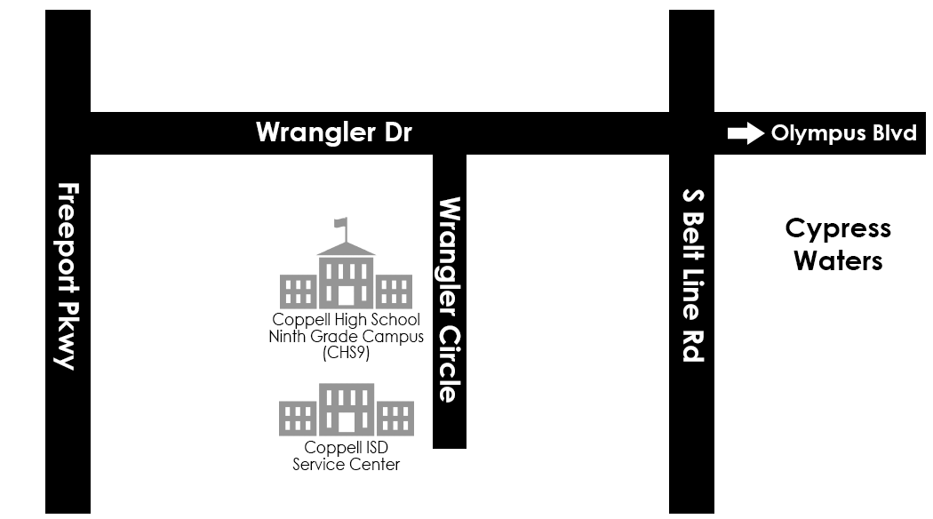 CISD Service Center Location