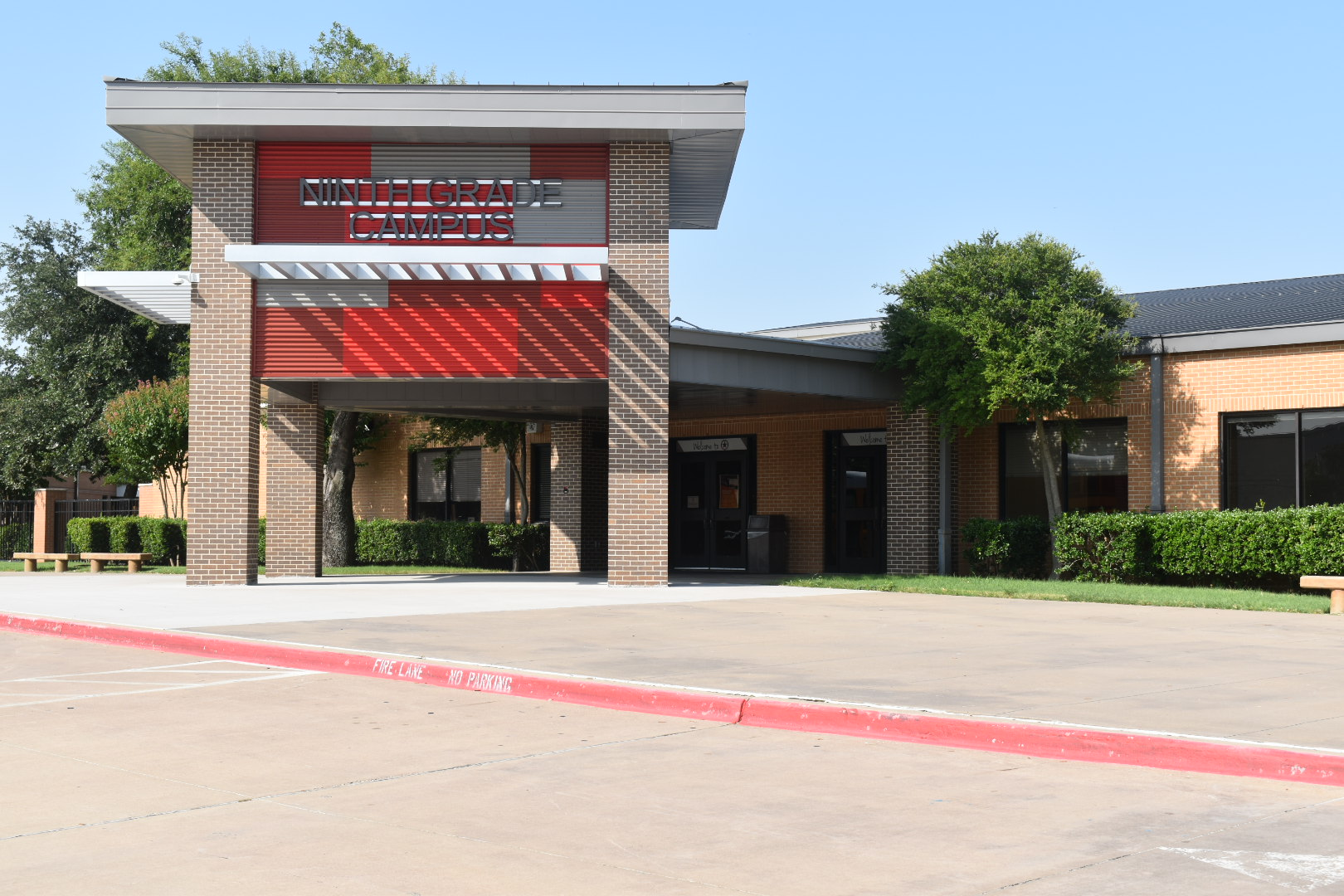 Coppell High School Ninth Grade Campus / Homepage
