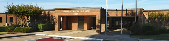 Coppell Middle School East
