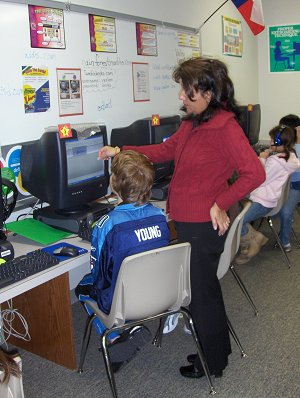 Mrs. Gulam Helps Out