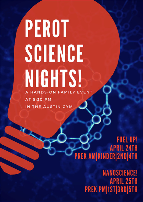 Perot Family Science Nights